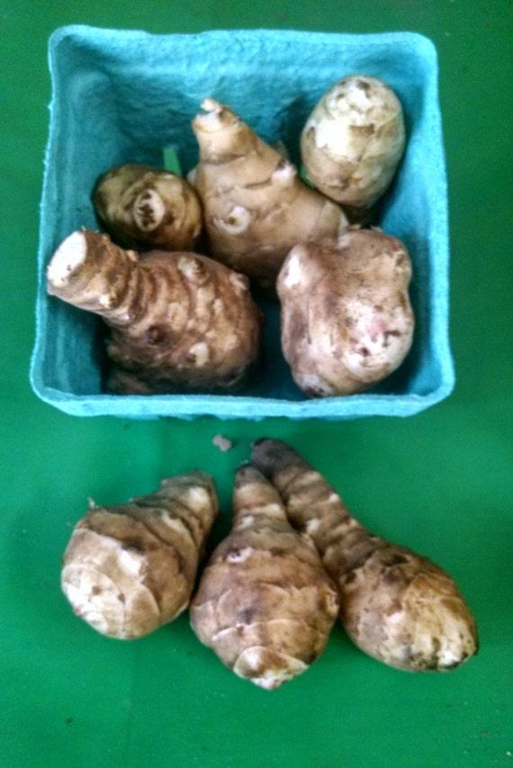 Jerusalem Artichokes/ Sunchokes USDA certified organic