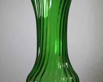 Vintage Hoosier Glass Vase (1970s)