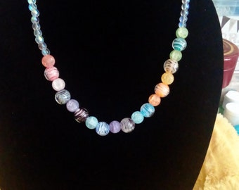 "20"" Beaded Necklace"