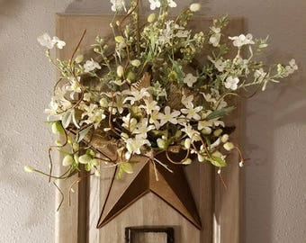 Barn star bouquet