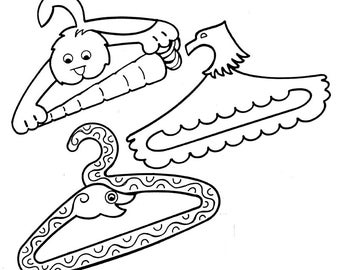 Happy Hangers (6) #520-1 - Woodworking / Craft Patterns