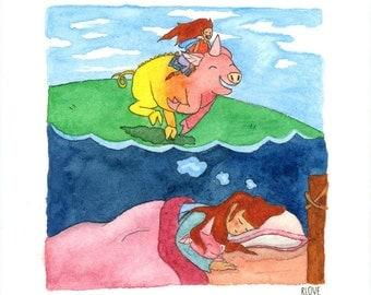 Phoebe the Fairy: Dream Big