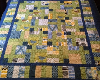 Birds and Bees Quilt
