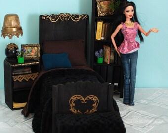 Chocolate dream - set of dolls furniture