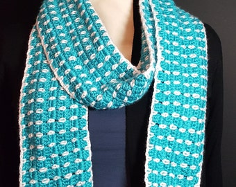 Turquoise Sky Scarf