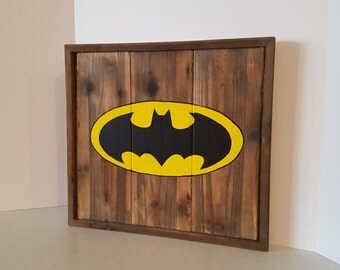 Batman decor | Etsy