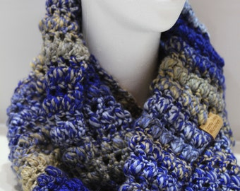 Crochet Cowl, Infinity Scarf, Crochet Neck Warmer, Crochet Chunky Scarf, Crochet Cowl Neck Warmer Scarves, Gifts for Women, Gifts for Her