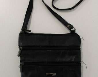 Plain Handbag (Black)