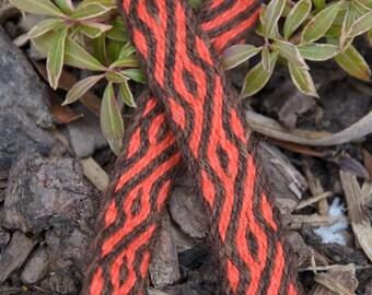 Birka - Tablet weaving belt, inspired by viking age