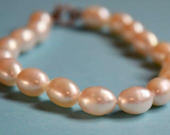 Freshwater Pearl Handknotted Bracelet