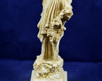 Dionysus sculpture ancient Greek God of wine and extacy