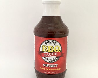 Nunn's Original BBQ Sauce