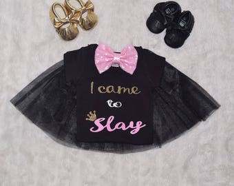 Baby Slay Bodysuit Tshirt