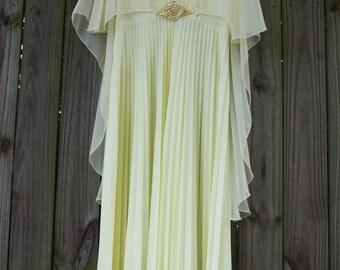 1970s Hollywood Dress