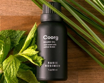 Coorg Beard Oil | 1 oz