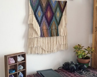 Weaving wall E7P4 by Only a paper moon - size M