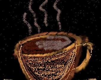 It's coffee time