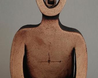 Ceramic Man
