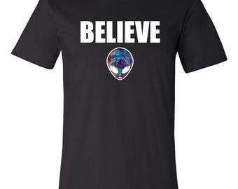Believe - Alien