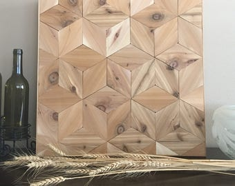 Tessellation Concealment Cabinet