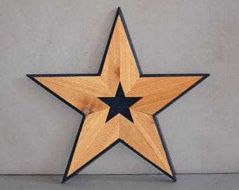 Wooden Star 5120