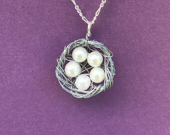 Custom Nest Necklace