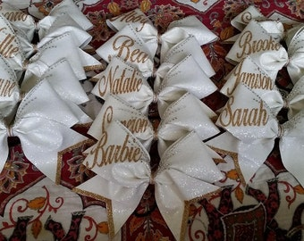 Signature Bow from PerformanceBows for Cheer/Show and Dance Competitions and Sports Teams