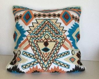 Hand made decorative pillow