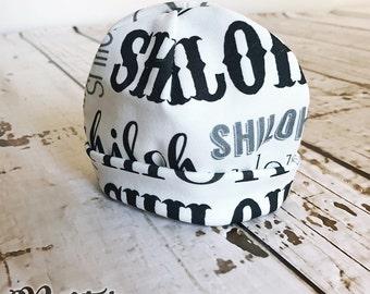 Baby Name Hat. Organic Hospital Hat. Personalized Beanie. Personalized Baby Beanie. Newborn Name Beanie. Newborn Name Hat.