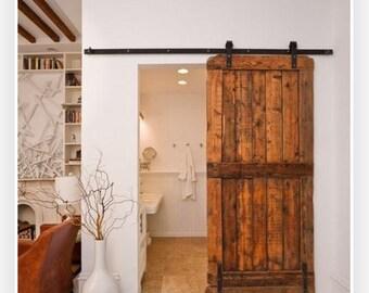 Rustic Sliding Barn Door