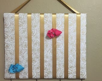 Hanging Hair Bow Organizer Hair Bow Holder