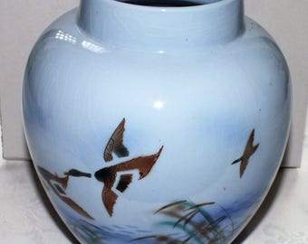 Beautiful Falcon ware Misty Morn Vase