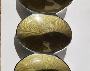 3 bowl serving tray