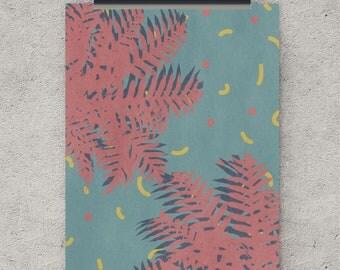 Palm tree, palm leaf, botanical print, botanical wall art, palm art print, palm art, palm wall art, palm leaf art, digital download art
