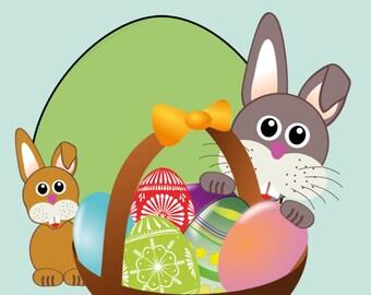 Nephew Easter Card