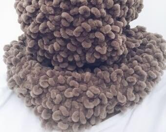 Chunky infinity scarf Cloud