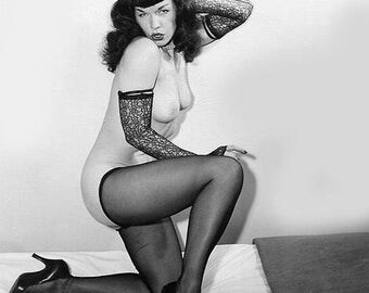 BETTIE PAGE  PHOTO #8