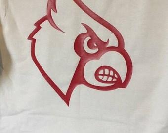 Louisville Cardinal T-shirt