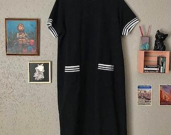90's Shirt Dress
