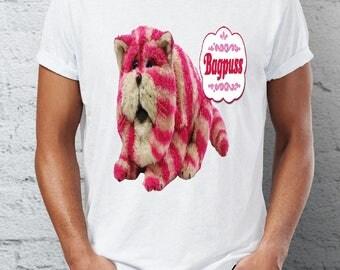 BAGPUSS - children tv show - t-shirt