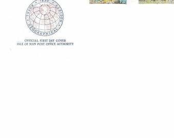 ISLE OF MAN First Day Cover