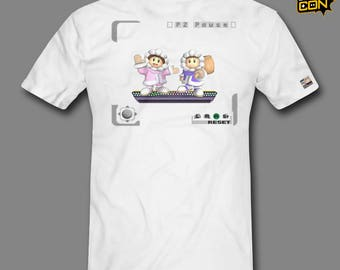 Ice Climbers (Long Sleeve, Short Sleeve, & Tank)
