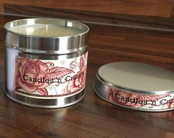 Handmade Soy Scented Candles and Reed Diffusers