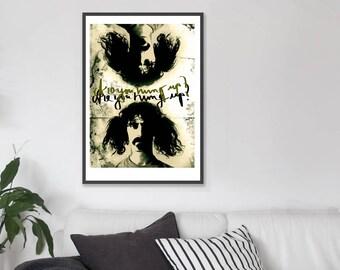 Frank Zappa RockArt