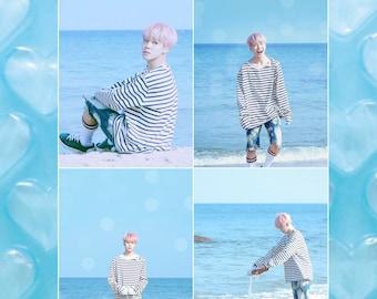 BTS (방탄소넌단) [KPop] Jimin (박지민) X Pastel/Aesthetic Photocards/Selca (Full Set)