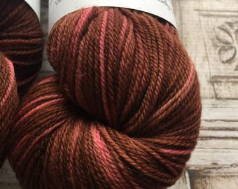 "Elliebelly Juliet Fingering Weight Yarn -  ""20th Century"""