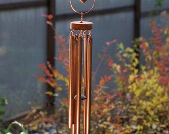 Wind Chime Kaleidoscope Sea Glass Stained Glass Suncatcher Outdoor Windchimes