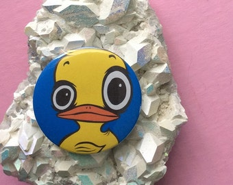 Rubber Ducky Button Pack