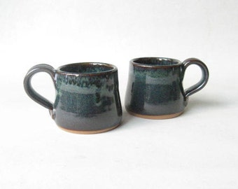 Espresso Cups Demitasse Set of 2