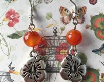Hawaiian Sunset Earrings